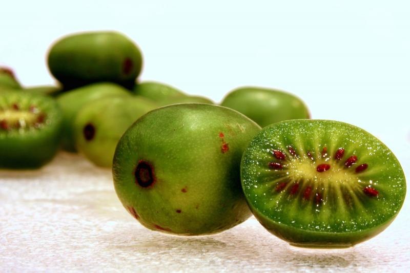 Market for Imported Kiwiberries in China