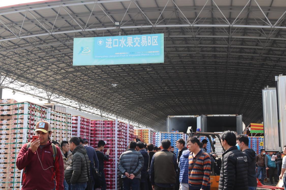 Guangzhou's Jiangnan Wholesale Market to be Relocated