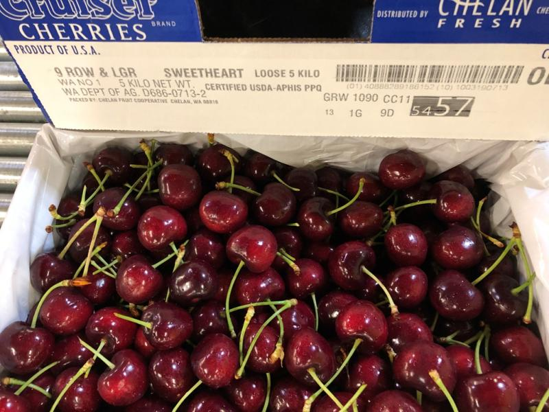 Market Analysis: China's Cherry Imports Plummet for Summer