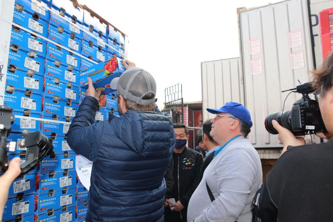 2018 China Fruit Import Statistics Released   China Fresh